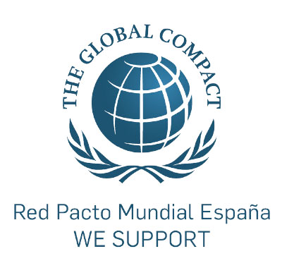 The Global Compact. Red Pacto Mundial España. We Support