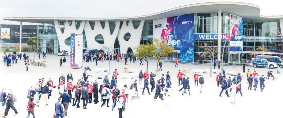 Mobile World Congress, Barcelona