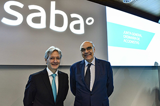 2018 AGM: Saba reached €100 million EBITDA for the first time in 2017